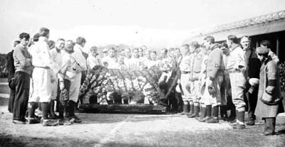1907 Detroit Tigers and Chicago Cubs