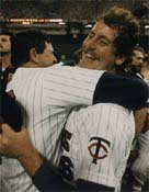 1987 Minnesota Twins pitcher Frank Viola