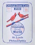 1930 World Series