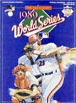 1989 World Series Program
