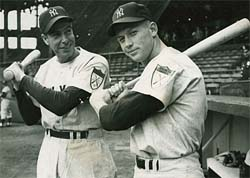 Dimaggio and Mantle